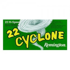 Remington Cyclone .22 Long Rifle Hollow Point, 36 Grain (50 Rounds) - CY22HP