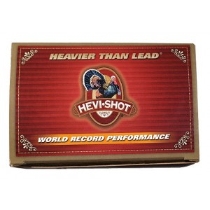 "Hevishot Hevi-Metal Turkey .12 Gauge (3"") 5 Shot Lead (5-Rounds) - 32045"
