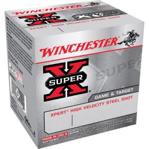 "Winchester Xpert .12 Gauge (2.75"") 7 Shot Steel (250-Rounds) - WE12GTH7"