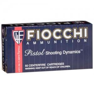 Fiocchi Ammunition .25 ACP Full Metal Jacket, 50 Grain (50 Rounds) - 25AP
