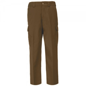 5.11 Tactical Taclite PDU Class B Men's Uniform Pants in Brown - 40 x Unhemmed