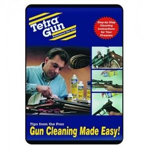 Tetra Gun Care Instructions On DVD 1500B1