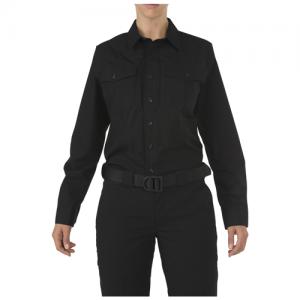 5.11 Woman's Stryke Class-B PDU Long Sleeve Shirt Color: Black Length: Regular Size: Small