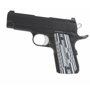 """Dan Wesson ECO 9mm 7+1 3.5"""" 1911 in Anodized Aluminum (Officer) - 01968"""