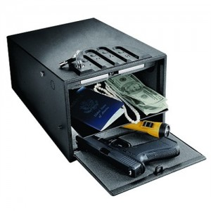 Gunvault Security Safe w/Electronic Keypad GV2000STD