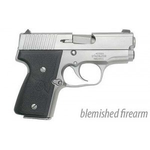 """Kahr Arms MK40 .40 S&W 5+1 3"""" Pistol in Matte Stainless - KAM4043NB"""