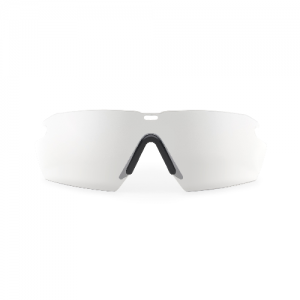 Crosshair Lens Clear - 2.4mm interchangeable lens & nosepiece. ToughZone Lens Coating for maximum scratch-resistance