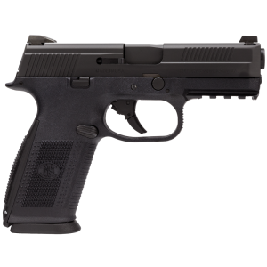 """FN Herstal FNS-40 .40 S&W 10+1 4"""" Pistol in Black (No Manual Safety) - 66764"""