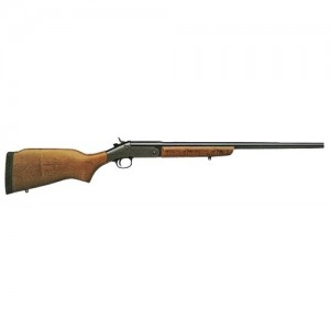 """H&R 1871 Single Shot Youth .243 Winchester 22"""" Single Shot Rifle in Blued - 72560"""