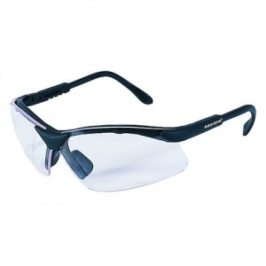 Radians Anti Fog Glasses w/5 Position Ratchet Temples RV0110CS