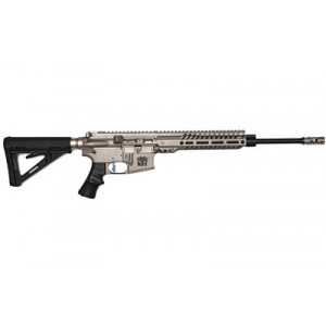 "Wmd Guns Lightweight Beast, Semi-automatic Rifle, 223 Rem/556nato, 16"" Lightweight Barrel, 1:8 Twist, Nib-x Finish, Magpul Moe Mag400 Stock, Drago Gear Custom Softcase And 2 Magazines, 30rd Nibx556lw"