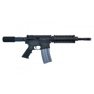 "I. O. Inc. M215 Micro QR-10 .223 Remington/5.56 NATO 30+1 10"" Pistol in Black - IODM15P10QR"