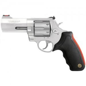 "Taurus 444 .44 Remington Magnum 6-Shot 4"" Revolver in Ultralite Titanium/Stainless (Ultra-Lite) - 2444049ULT"