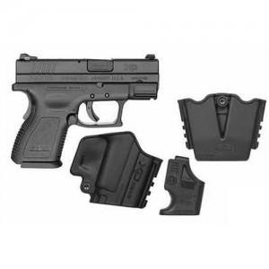 "Springfield XD Sub-Compact 9mm 16+1 3"" Pistol in Black - XD9831HCSP06"