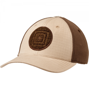 5.11 Tactical Downrange 2.0 Cap in TDU Khaki - Medium/Large
