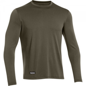 Under Armour Tech Men's T-Shirt in Marine O.D. Green - Small