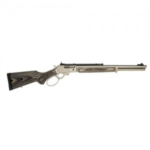 "Marlin Firearms 1895 .45-70 Government 5-Round 18"" Lever Action Rifle in Stainless Steel - 70478"