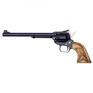 """Heritage Rough Rider .22 Long Rifle 6-Shot 9"""" Revolver in Blued - RR22MB9AS"""