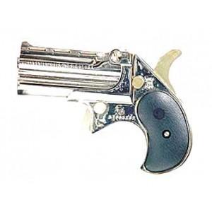 """Cobra Enterprises CB38 .38 Special 2-Shot 2.75"""" Derringer in Chrome - CB38CB"""
