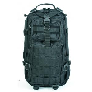Voodoo Level III Assault Backpack in Black Nylon - 15-743701000