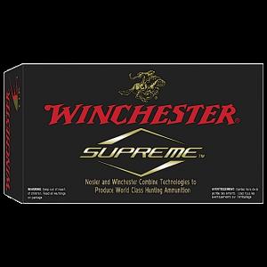 Winchester Supreme E Tip .338 Winchester Magnum E-Tip Lead-Free, 200 Grain (20 Rounds) - S338ET