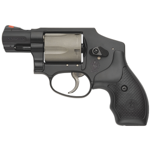 "Smith & Wesson 340 .357 Remington Magnum 5-Shot 1.87"" Revolver in Matte Black (Personal Defense) - 103061"