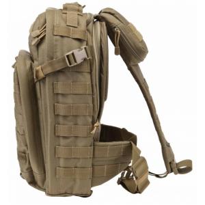 5.11 Tactical RUSH MOAB 10 Waterproof Sling Backpack in Sandstone - 56964