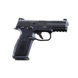 "FN Herstal FNS-40 .40 S&W 14+1 4"" Pistol in Black (Manual Safety) - 66948"
