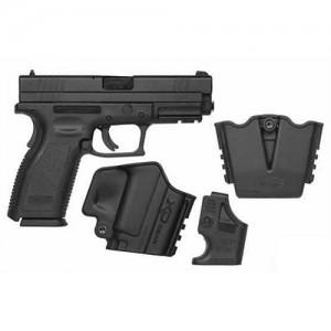 """Springfield XD Service 9mm 10+1 4"""" Pistol in Black - XD9501SP06"""
