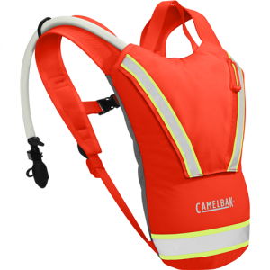 Hi-Viz Hydration Pack Color: Orange