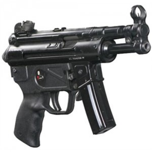 "American Tactical Imports At-94k 9mm 30+1 4.53"" Pistol in Black - ATIGAT94K"