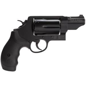 "Smith & Wesson Governor .410/.45 Long Colt/.45 ACP 6-Shot 2.75"" Revolver in Matte Black - 162410"
