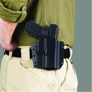 Corvus Belt/IWB Holster Color: Black Gun: M&P SHIELD 9/40 Hand: Right - CVS652