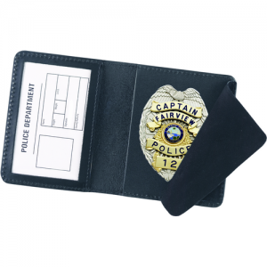 DUTY SIDE OPEN BADGE CASE 18