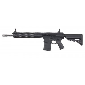 "LWRC IC-REPR 7.62X52/.308 Winchester 10-Round 16.10"" Semi-Automatic Rifle in Matte Black - REPRR7BF16"