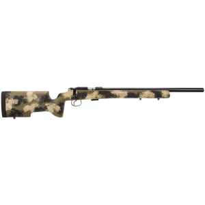"CZ 455 Varmint Precision Trainer .22 Long Rifle 5-Round 20.5"" Bolt Action Rifle in Camo - 2158"