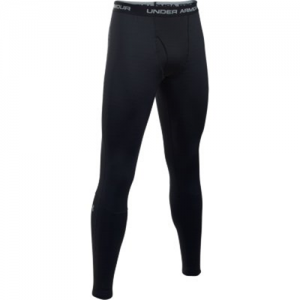 Under Armour Base 4.0 Men's Compression Pants in Black - 2X-Large
