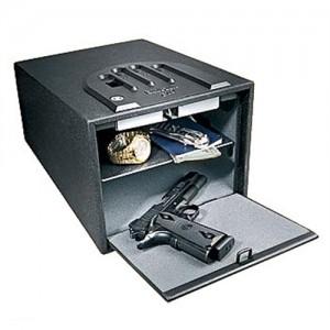 Gunvault Biometric Gun Safe w/Fingerprint ID Access GVB2000