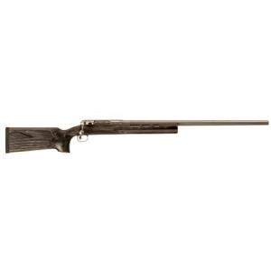 "Savage Arms 12 Bench Rest .308 Winchester 4-Round 26"" Bolt Action Rifle in Stainless Steel - 18615"