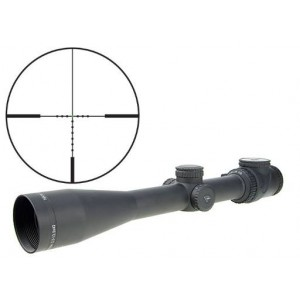 Trijicon AccuPoint 2.5-12.5x42mm Riflescope in Matte Black - TR26-C-200104