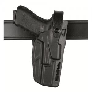 7280 Mid Ride Duty Holster Finish: STX Plain Gun Fit: Sig P226R 40 SAFSEV Hand: Right - 7280-477-411