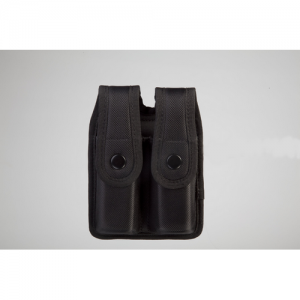 Uncle Mike's Sentinel Magazine Case  Magazine Pouch in Black - 89077