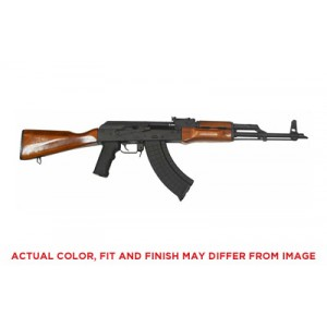 "I. O. Inc. AKM247C 7.62X39 10-Round 16.5"" Semi-Automatic Rifle in Black - IODM2012"