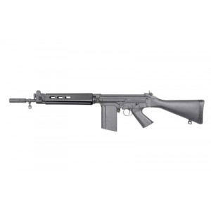 "DS Arms SA 58 .308 Winchester/7.62 NATO 20-Round 16.25"" Semi-Automatic Rifle in Black - SA5816CP-A"