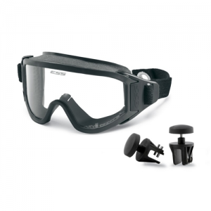 Innerzone 1 - Two-piece strap w/thumb screw mounting brackets, Clear lens