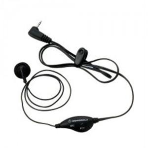 Motorola Earbud w/Push To Talk Microphone 53727