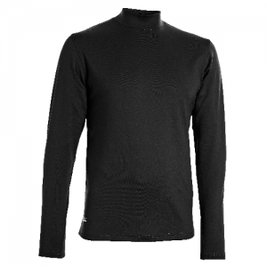 Under Armour Coldgear Infrared Men's Long Sleeve Compression Tee in Black - 3X-Large