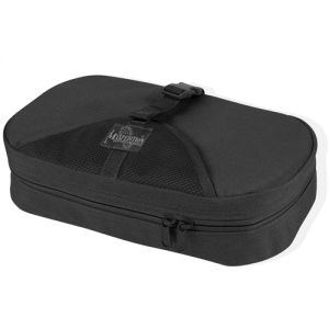Maxpedition Tactical Toiletry Pouch Water Toiletry Bag in Black 1050D Nylon - 1810B