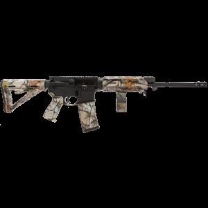 """Windham Weaponry WW-15 SRC .223 Remington/5.56 NATO 30-Round 16"""" Semi-Automatic Rifle in Black - R16M4FTTG1"""