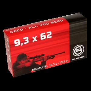 Ruag Ammotec Usa Inc 9.3X62 Mauser Soft Point, 255 Grain (20 Rounds) - 284740020